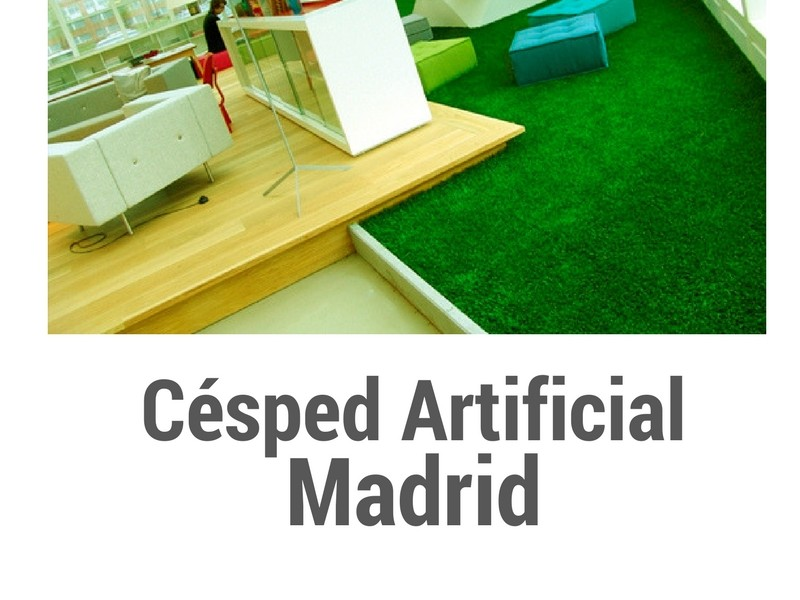 empresa de cesped artificial de madrid